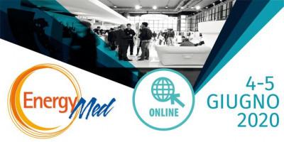 Anteprima EnergyMed 2020 Online: Webinar e Interviste per una ripartenza sostenibile