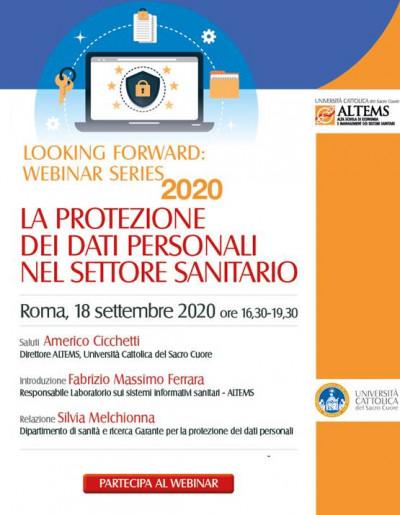 La protezione dei dati personali nel settore sanitario