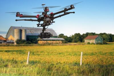 Agricoltura di precisione per un uso efficiente delle risorse