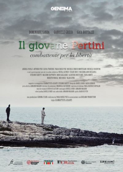 """Proiezione del Film: """"Il giovane Pertini, combattente per la libertà"""""""