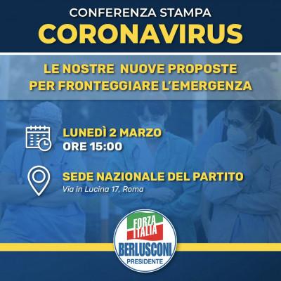 Coronavirus: le nostre nuove proposte per fronteggiare l'emergenza