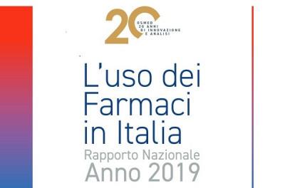 Rapporto OsMed 2019 sull'uso dei Farmaci in Italia