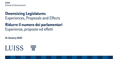 Downsizing Legislatures. Experiences, Proposals and Effects