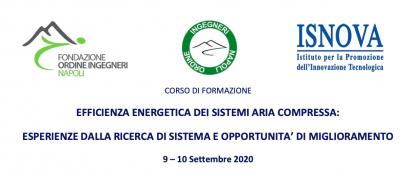 Efficienza Energetica dei Sistemi Aria Compressa: Esperienze dalla Ricerca di Sistema e Opportunità di Miglioramento