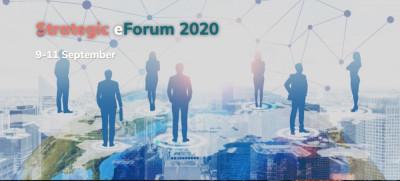 Strategic eForum 2020