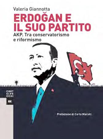 """Presentazione del volume """"Erdogan e il suo partito. AKP. Tra conservatorismo e riformismo"""""""