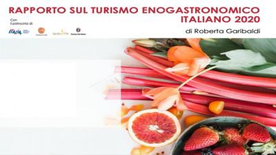 Presentazione del Rapporto sul Turismo Enogastronomico Italiano 2020