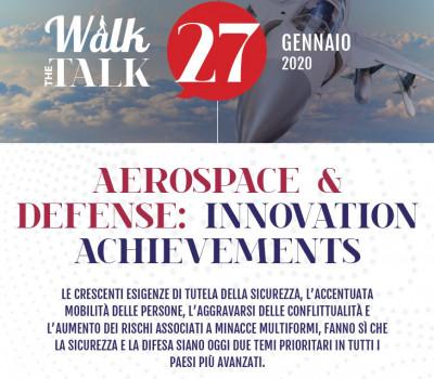 Aerospace & defense: innovation achievements
