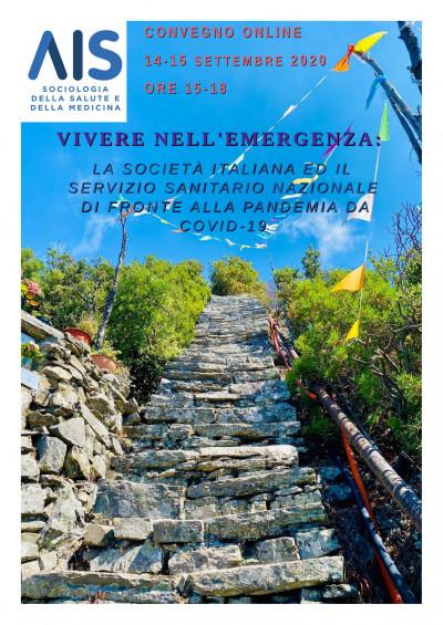 Vivere nell'emergenza. La società italiana ed il servizio sanitario nazionale di fronte alla pandemia da Covid-19