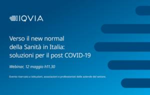 Verso il new normal della sanità italiana. Soluzione per il post Covid-19