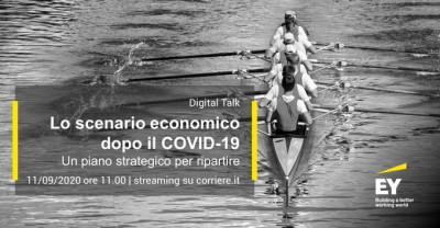 Lo scenario economico dopo il #Covid19. Un piano strategico per ripartire
