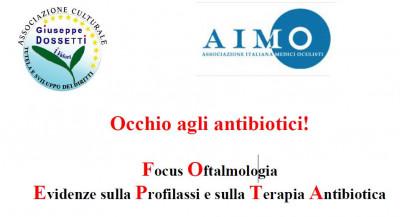 Occhio agli antibiotici!