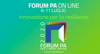 Forum PA online: innovazione per la resilienza