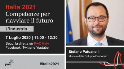 Italia 2021 - Competenze per riavviare il futuro. L'industria
