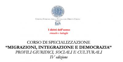 Migrazioni integrazione e democrazia. Profili giuridici, sociali e culturali