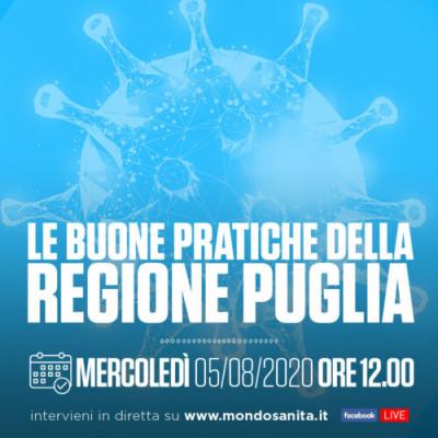 Le buone pratiche della Regione Puglia
