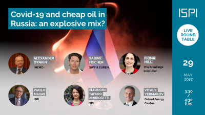 Covid-19 and cheap oil in Russia: an explosive mix?