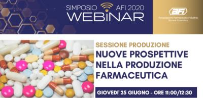 Nuove prospettive nella produzione farmaceutica