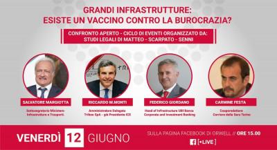 Grandi infrastrutture: esiste un vaccino contro la burocrazia?