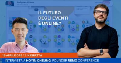 Il futuro degli eventi è online