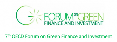 7th OECD Forum on Green Finance and Investment