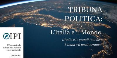 Tribuna politica: l
