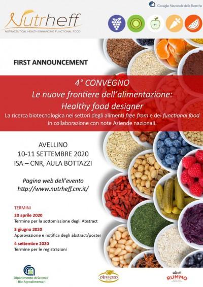 NUTRHEFF – Nutraceutical Health Enhancing Functional Food