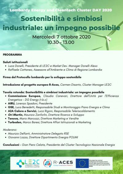 Sostenibilità e simbiosi industriale: un impegno possibile