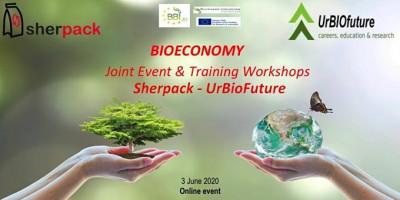 Quando la bioeconomia è circolare. Due progetti per un workshop Sherpack-UrBioFuture