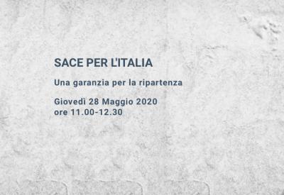 SACE per l'Italia