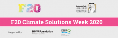 Climate solutions week 2020