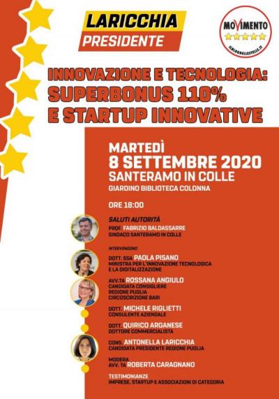 Innovazione e tecnologia: Superbonus 110% e start up innovative